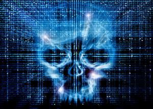 ISO 27001 data skull